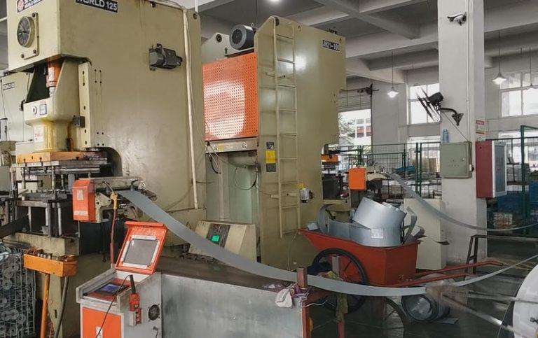 100T-300T Automatic Press Punching Machines