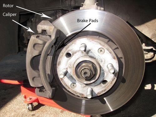 Brake Rotors Image