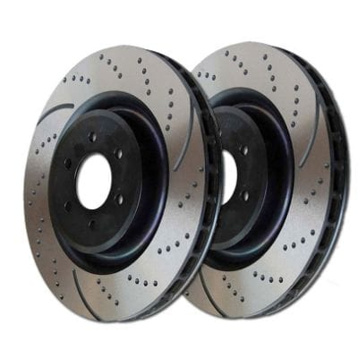 Flat/Smooth Rotors