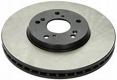 One piece Rotors