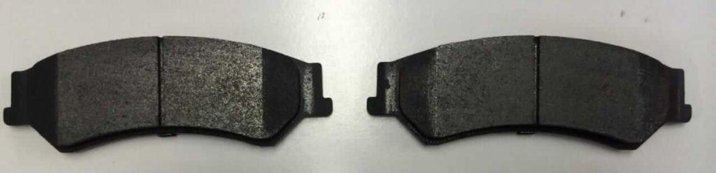 Brake Motors Pads Materials