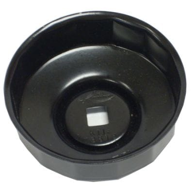 Oil filter wrench cap Image