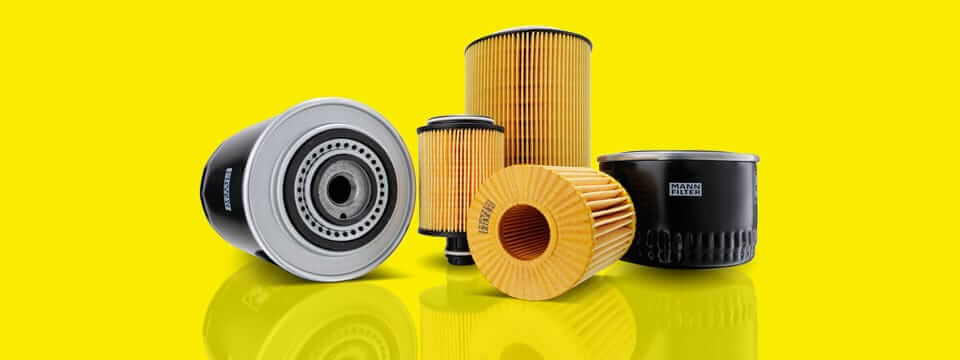 Oil Filter Specifications