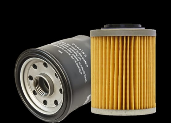 Oil filters come in different types