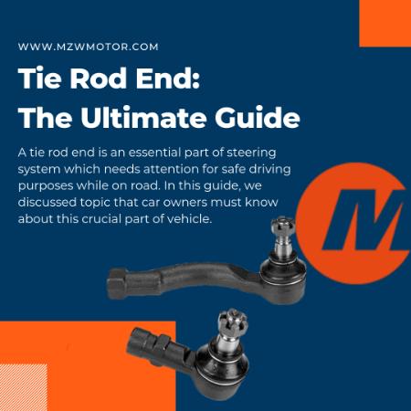 Tie Rod End Banner