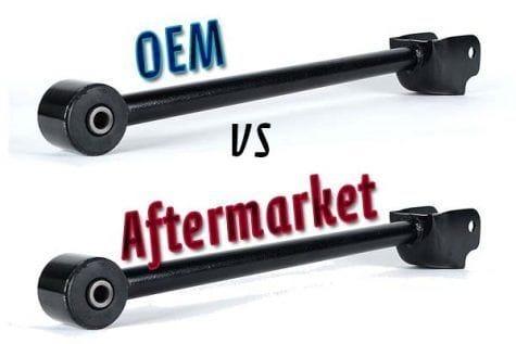 OEM vs Aftermarket