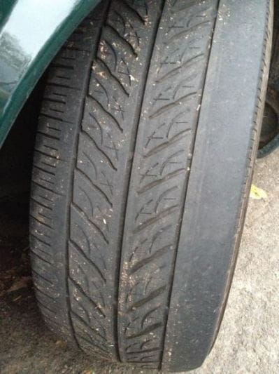 Uneven and excessive tire wear