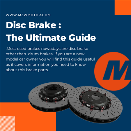 Disc Brake: The Ultimate Guide