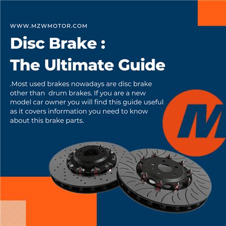 Disc Brake Banner