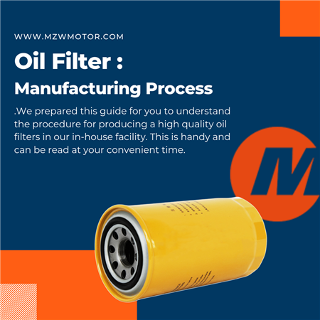 Oil Filter Manufacturing
