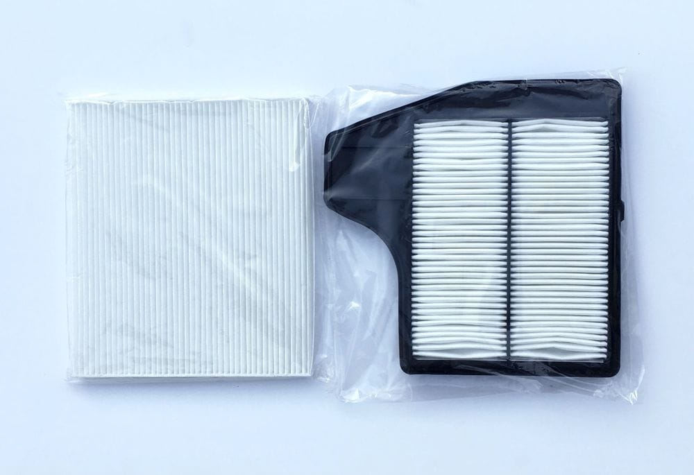 Car Engine Air Filters Sample Image