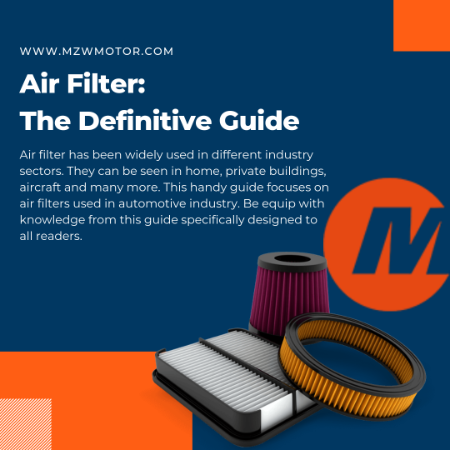 Air Filter Guide Banner