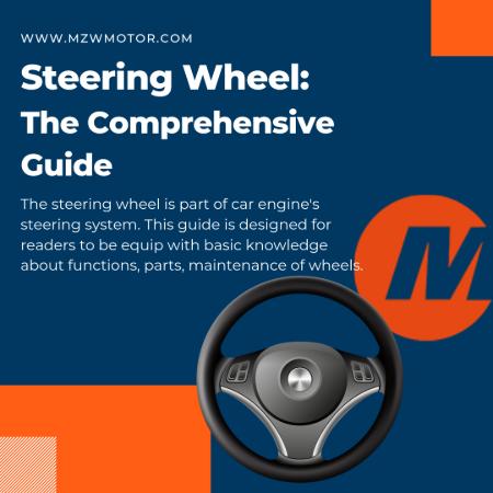 Steering Wheel Article Banner