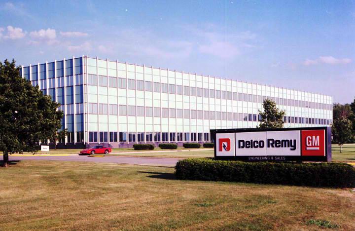 Delco Remy Company Buiding