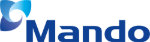 Mando Corporation Logo