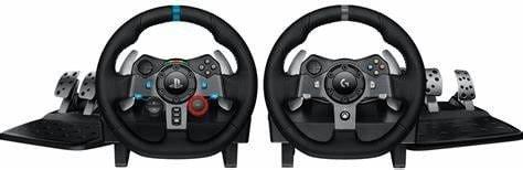 Modern Automobile Steering Wheel