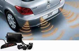 Automotive Reverse Sensor Image