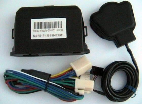 Automotive Rain Sensor