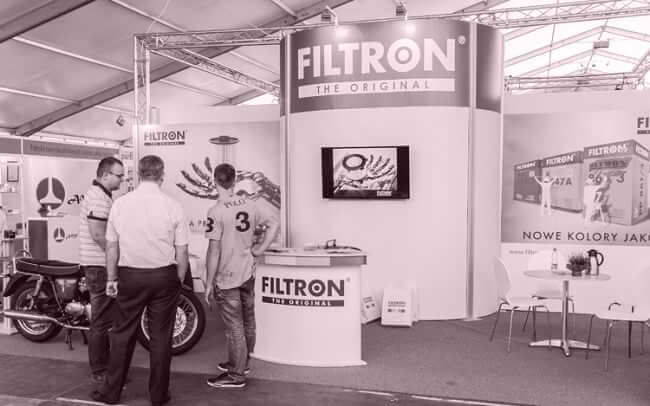 filtron first building
