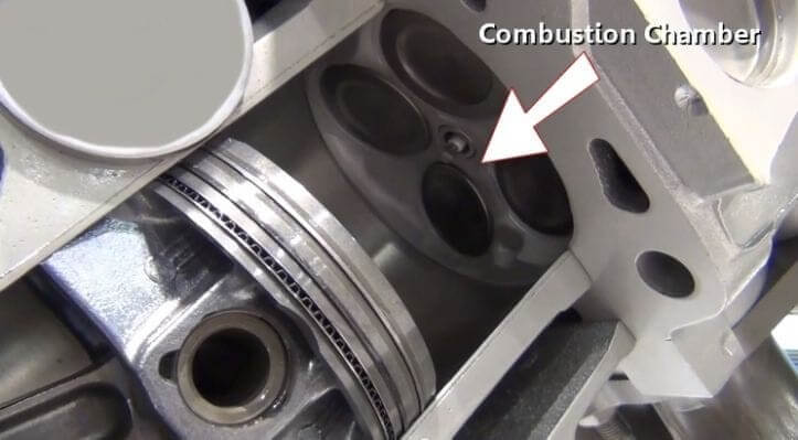 Cylinder Head Combustion Chamber