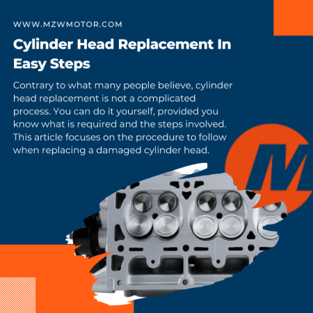 cylinder head replacement banner