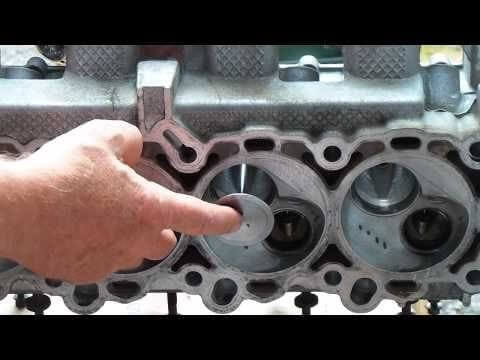Cylinder Head Replacement