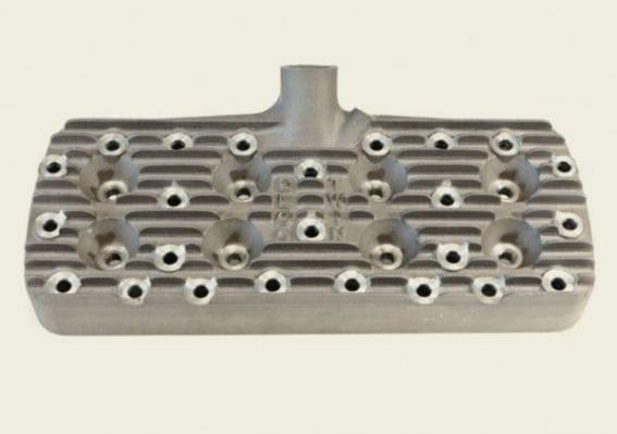 Flathead Cylinder Head Type