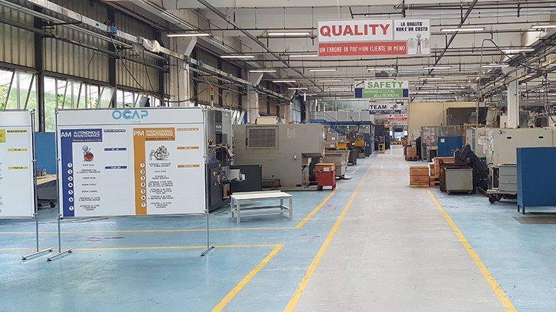OCAP Manufacturing Facility