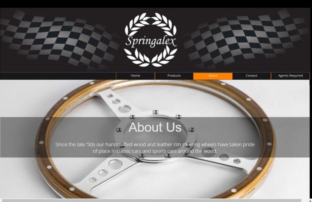 Springalex company