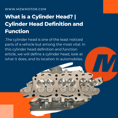 What is Cylinder Head Banner