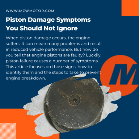 piston damage symptoms banner
