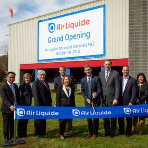 air liquide grand opening