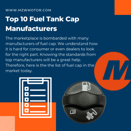 Top 9 Fuel Cap Manufacturer In 2020