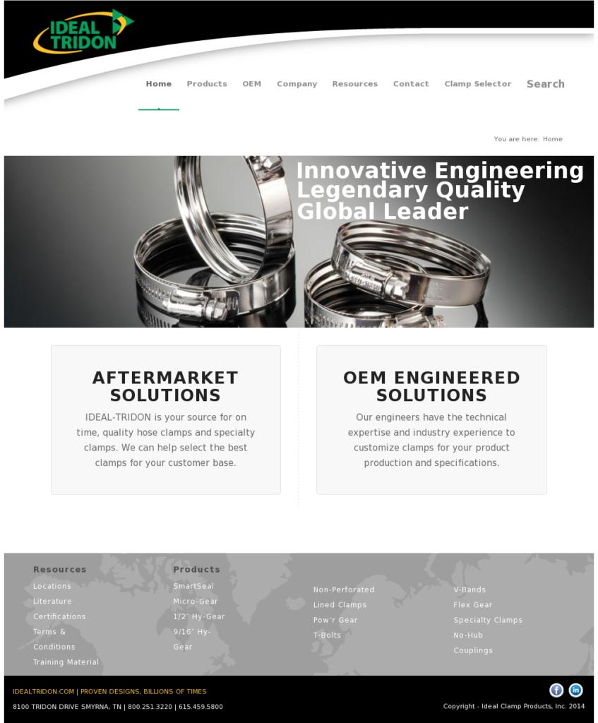 tridon corporation