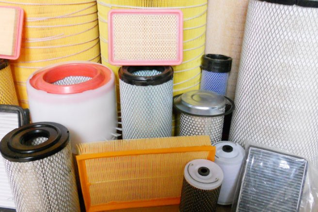 automotive air filter 1