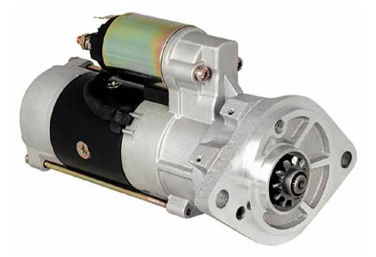 mitsubishi starter motors 1