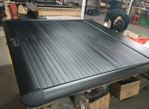 tonneau covers inspection