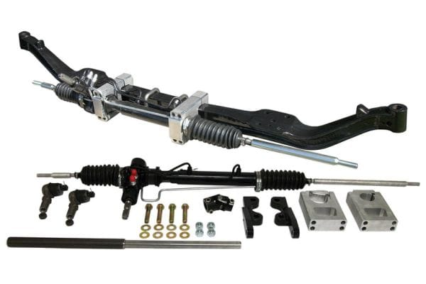 component of steering rack