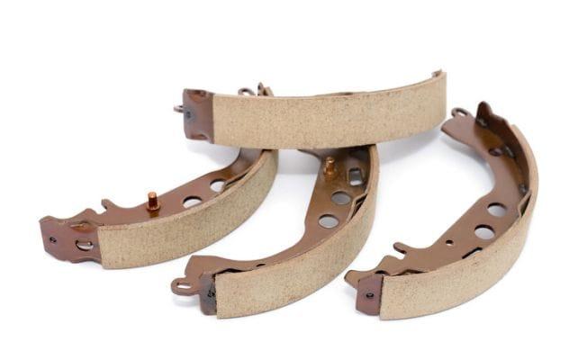 brake shoes designed