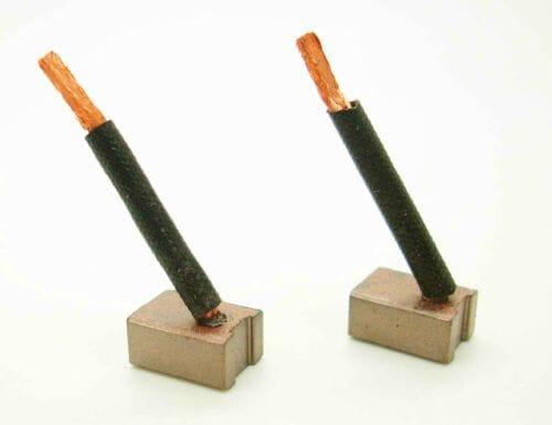starter brushes materials