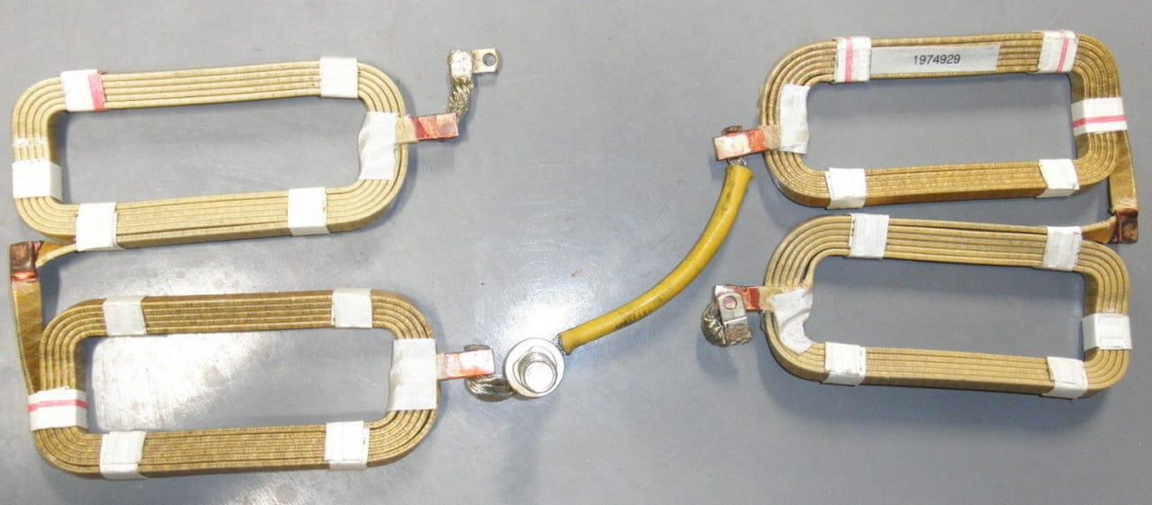 starter field coils