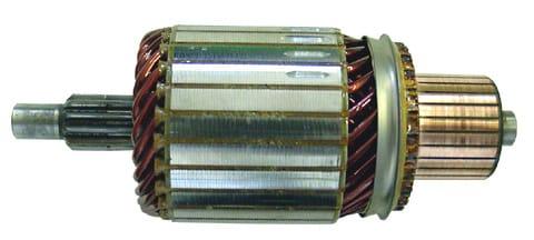 starter motor armature core