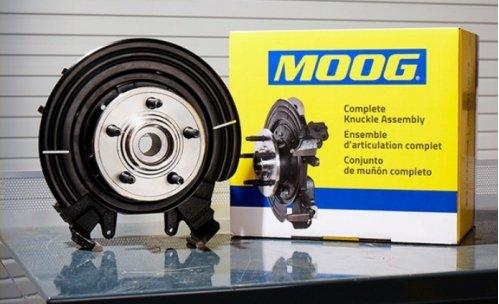 MOOG Steering Knuckle