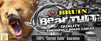 Bruin Brake Cable