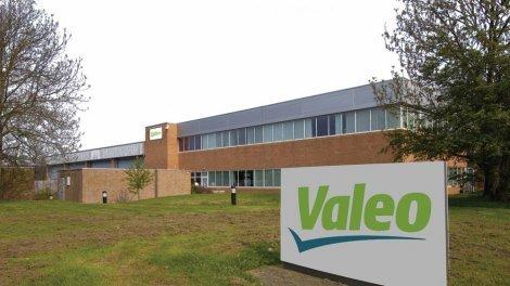 Valeo Window Regulator
