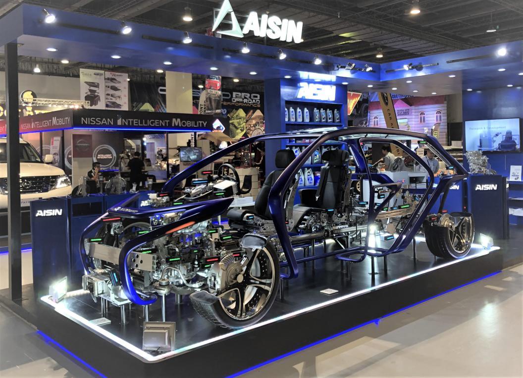 AISIN Brake Booster