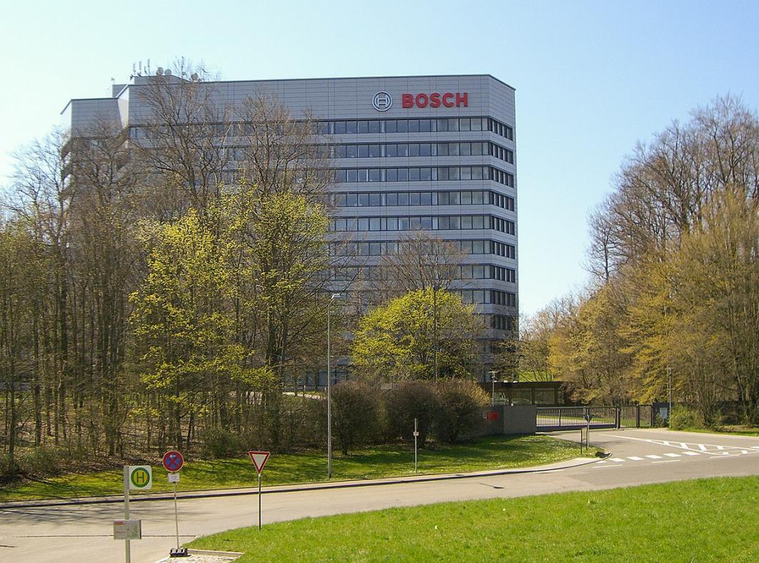 Bosch Brake Master Cylinder