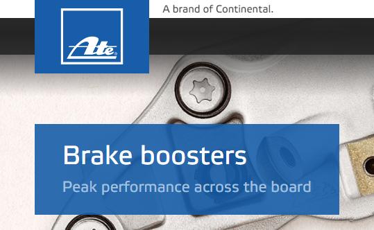 ATE Brake Booster