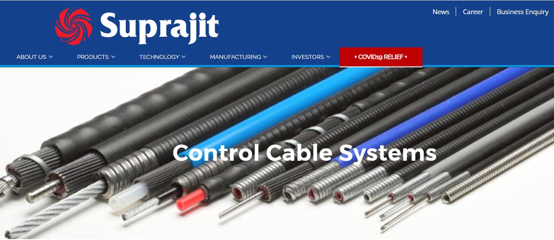 Suprajit Brake Cable