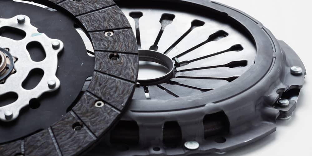 clutch disc and pressure plate